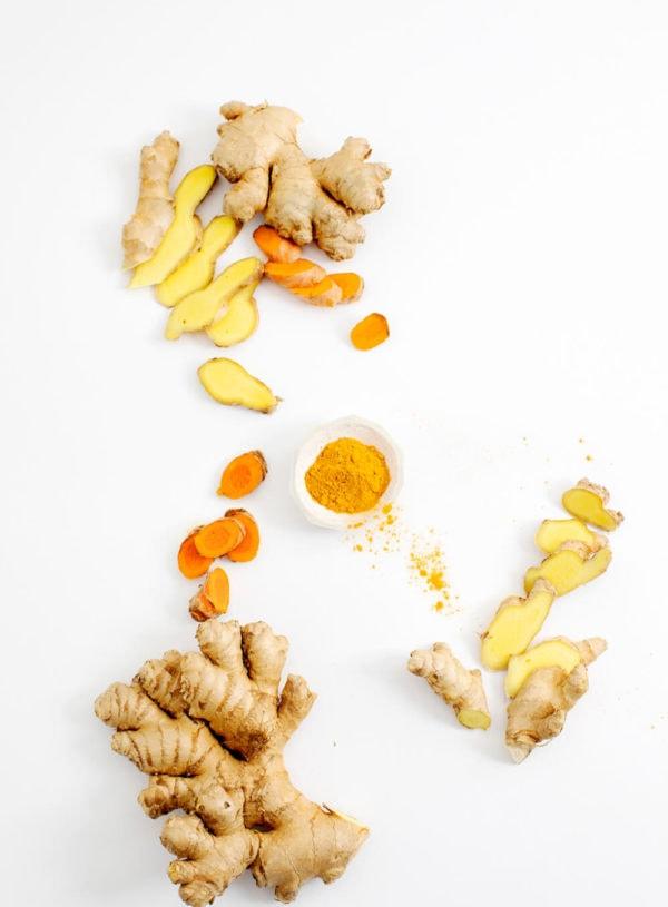 Ginger Turmeric Wellness Tonic