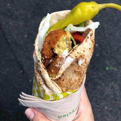 vegetarian and vegan restaurants in London