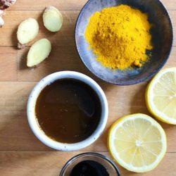 Ginger Molasses Tonic Recipe