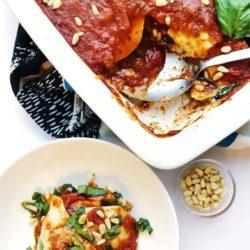 vegan paleo lasagna