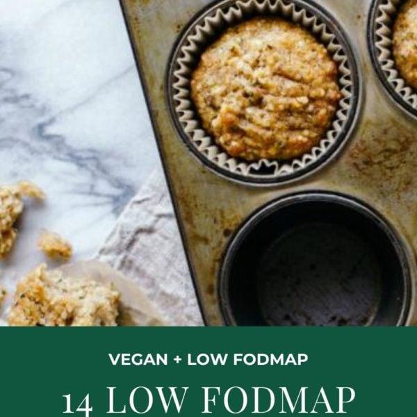14 Low FODMAP Vegan Breakfast Recipes